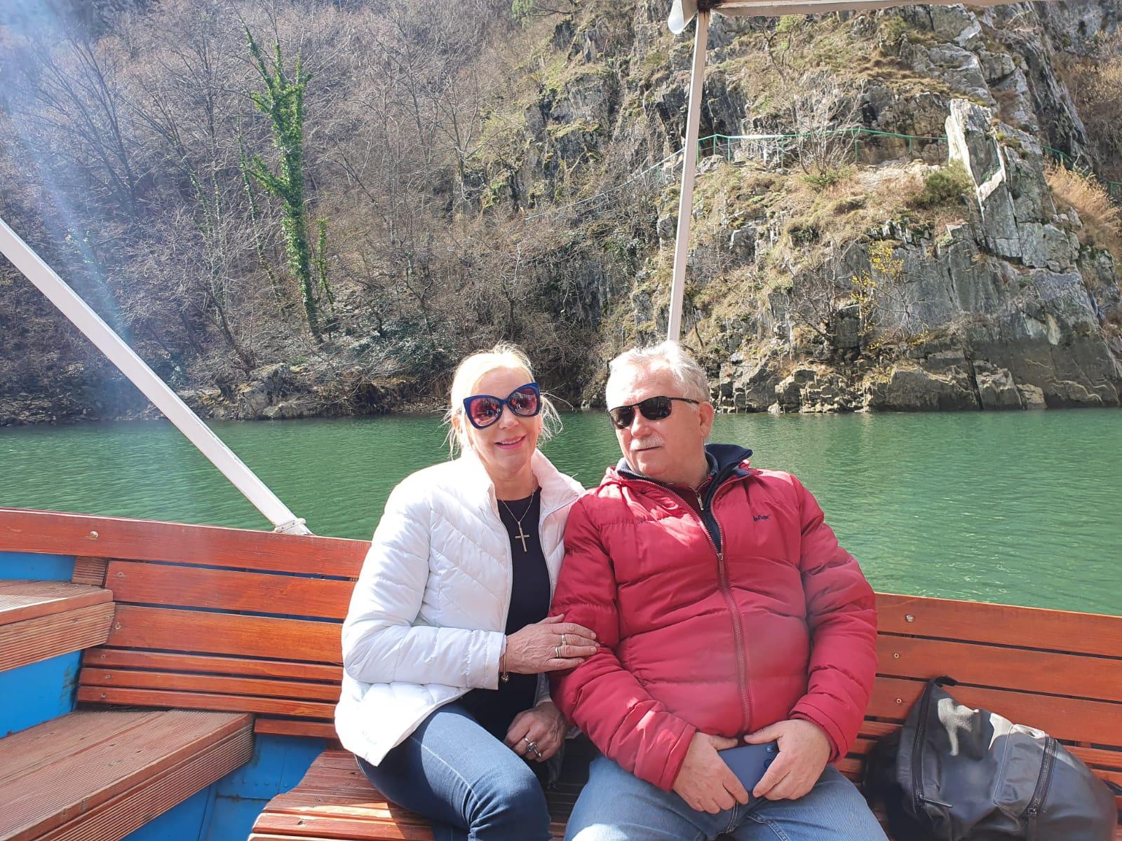 plavka-loďkou-Kaňon-Matka