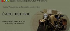 Čaro histórie